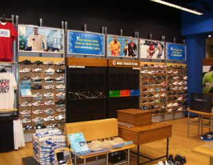 Retail Fixture Installation Project